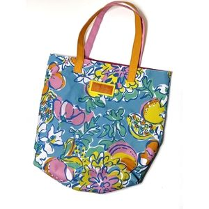 Lily Pulitzer | Thinking of Warm Weather Tote Bag
